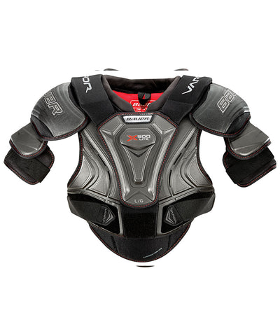 BAUER VAPOR X900 LITE JR SHOULDER PADS