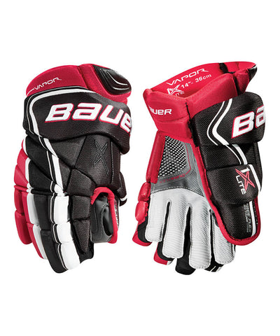BAUER VAPOR 1X LITE SR HOCKEY GLOVES