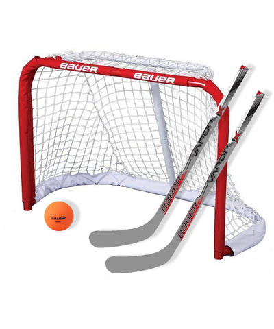 BAUER PRO MINI HOCKEY NET SET