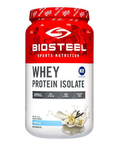 BIOSTEEL WHEY PROTEIN ISOLATE - VANILLA