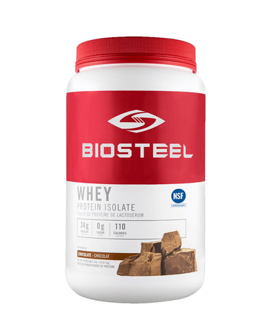 BIOSTEEL WHEY PROTEIN ISOLATE - CHOCOLATE
