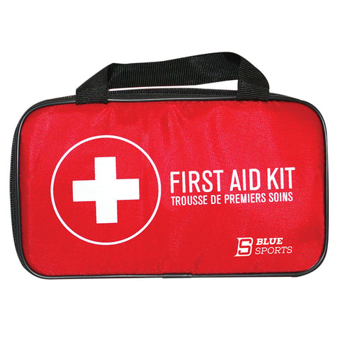 FIRST AID HOCKEY KIT