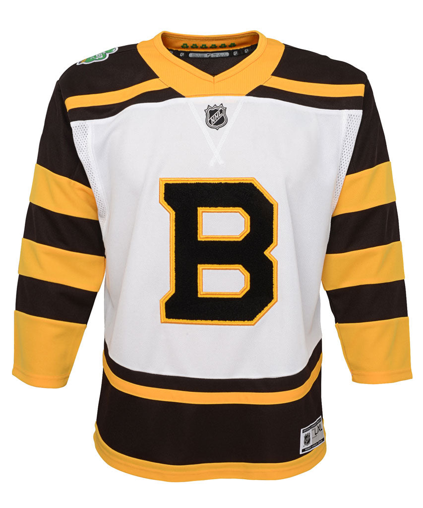 ed8be2ed0 ... new zealand boston bruins junior premier 2019 winter classic jersey pro  hockey life 8e6a7 ff0be
