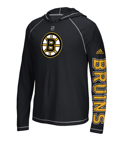 BOSTON BRUINS ADIDAS MEN'S JOURNEYMAN HOODIE