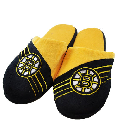 BOSTON BRUINS BIG LOGO SLIPPERS