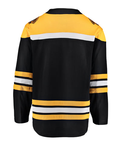 FANATICS BOSTON BRUINS MENS HOME BREAKAWAY JERSEY