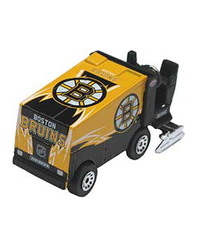BOSTON BRUINS NHL DIE CAST ZAMBONI