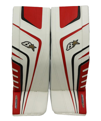 BRIANS OPTiK 9.0 SR GOALIE PADS