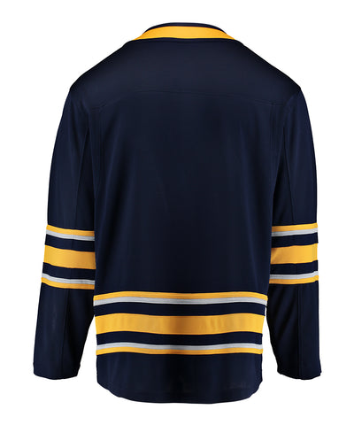 FANATICS BUFFALO SABRES MENS HOME BREAKAWAY JERSEY