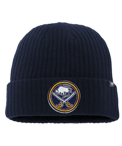 FANATICS BUFFALO SABRES CORE KNIT TOQUE