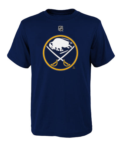 BUFFALO SABRES KID'S PRIMARY LOGO T SHIRT