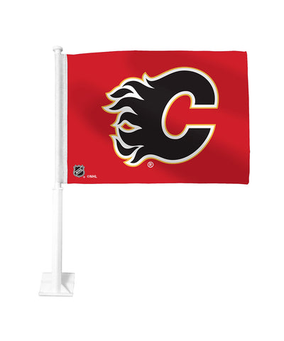"CALGARY FLAMES 11""X15"" CAR FLAG"