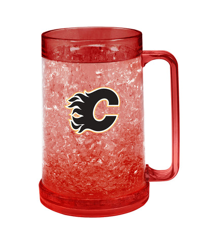 CALGARY FLAMES 18OZ FREEZER MUG