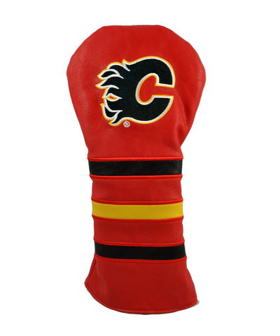 CALGARY FLAMES DRIVER GOLF HEADCOVER
