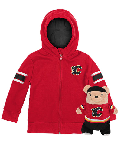 CALGARY FLAMES KID'S NHL CUBCOATS