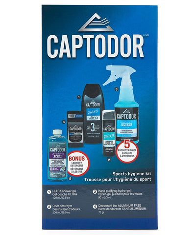 CAPTODOR ESSENTIALS KIT