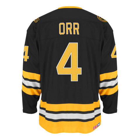 CCM AUTHENTIC HEROES OF HOCKEY BOBBY ORR JERSEY
