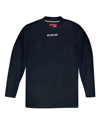 CCM 5000 JR GOALIE PRACTICE JERSEY - BLACK