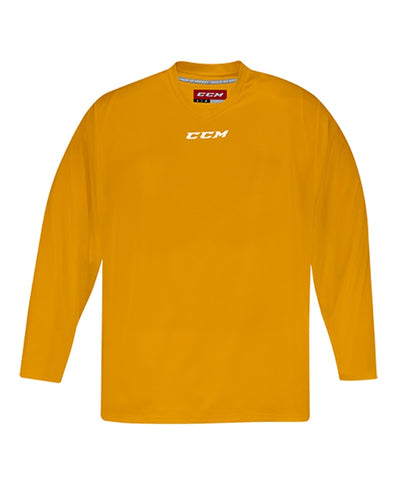 CCM 5000 JR PRACTICE JERSEY - YELLOW