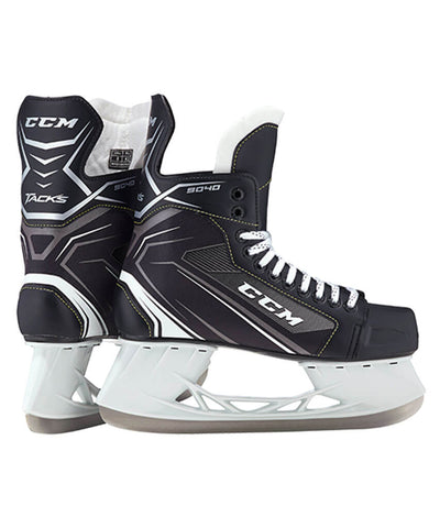 CCM TACKS 9040 YTH HOCKEY SKATES