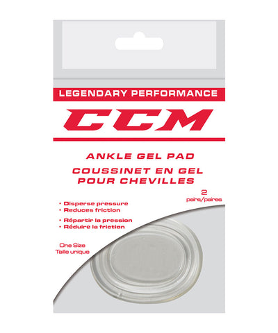 CCM ANKLE GEL PAD