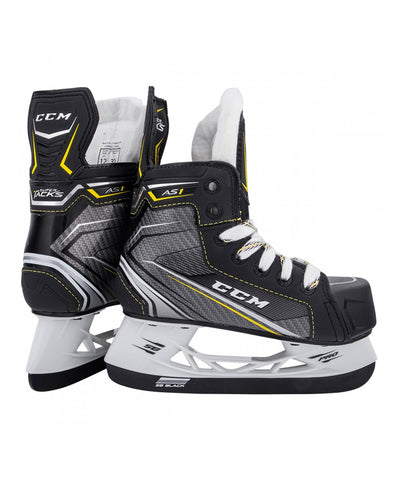 CCM SUPER TACKS AS1 YTH HOCKEY SKATES