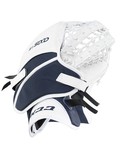 CCM AXIS 1.5 JUNIOR GOALIE CATCHER