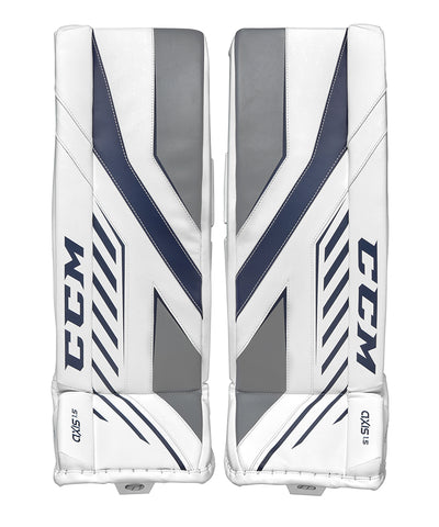 CCM AXIS 1.5 JUNIOR GOALIE PADS