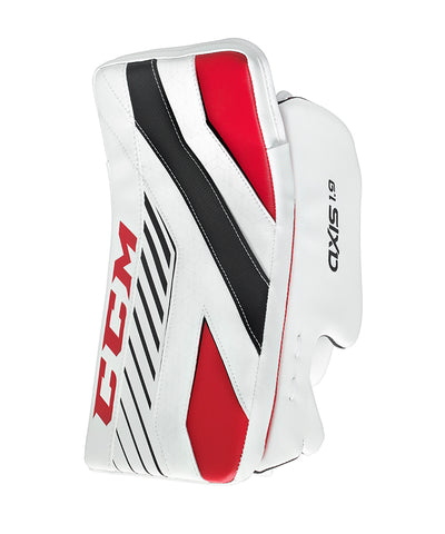CCM AXIS 1.9 SENIOR GOALIE BLOCKER