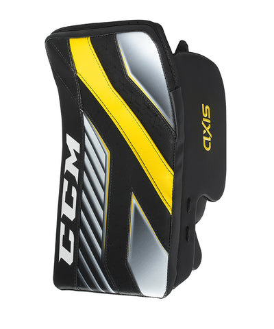 CCM AXIS SENIOR GOALIE BLOCKER