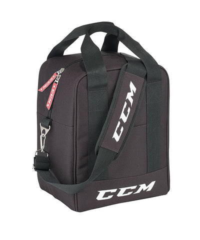 CCM DELUXE HOCKEY PUCK BAG