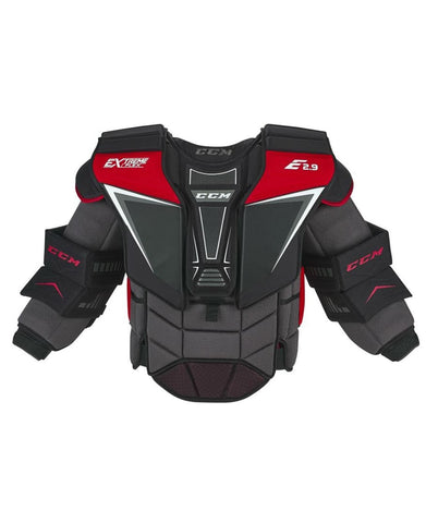 CCM EXTREME FLEX SHIELD E2.9 SR GOALIE CHEST PROTECTOR