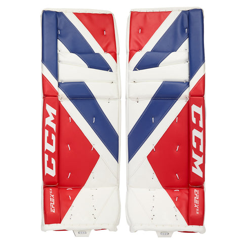 CCM EXTREME FLEX E5.5 JUNIOR GOALIE PADS