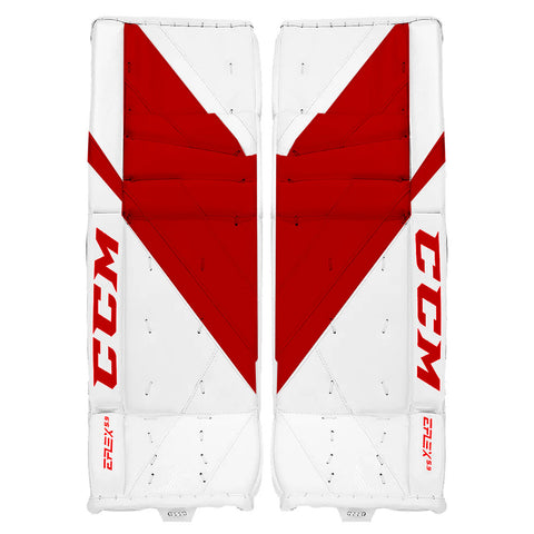 CCM EXTREME FLEX E5.9 INTERMEDIATE GOALIE PADS