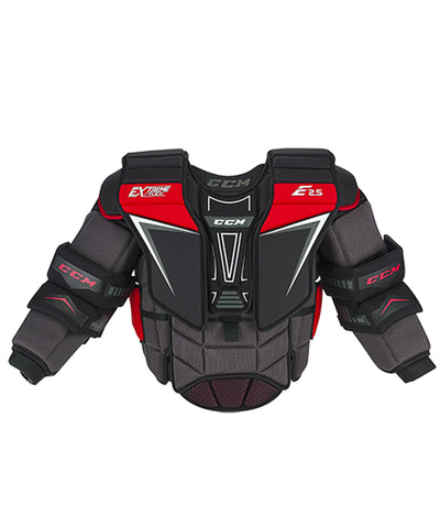 CCM EXTREME FLEX SHIELD E2.5 YTH GOALIE CHEST PROTECTOR