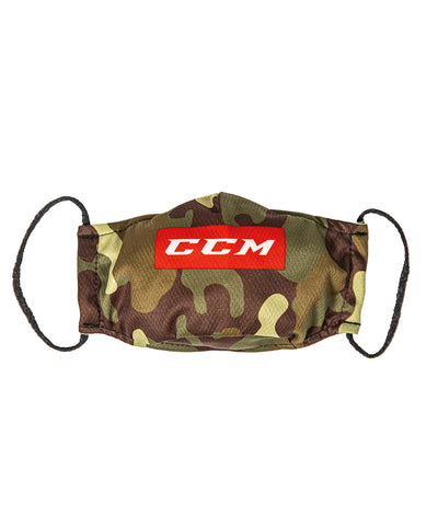 CCM FABRIC NON-MEDICAL FACE MASK - CAMO