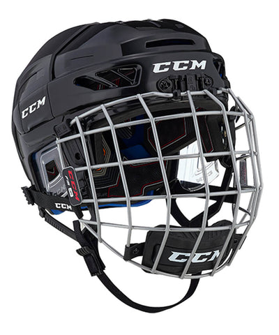 CCM FITLITE 3DS JUNIOR COMBO HOCKEY HELMET