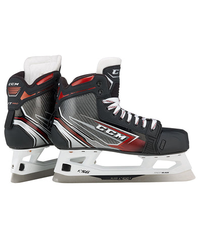 CCM JETSPEED FT460 JR GOALIE SKATES