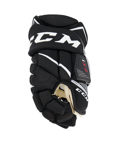 CCM JETSPEED FT1 JUNIOR HOCKEY GLOVES