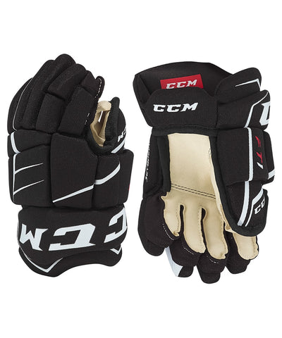 CCM JETSPEED FT1 YTH HOCKEY GLOVES