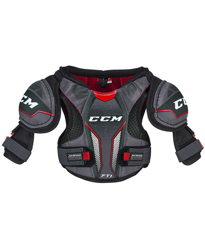 CCM JETSPEED FT1 YTH SHOULDER PADS