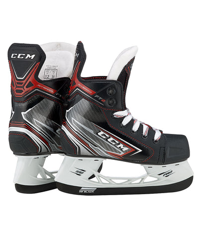 CCM JETSPEED FT2 YTH HOCKEY SKATES