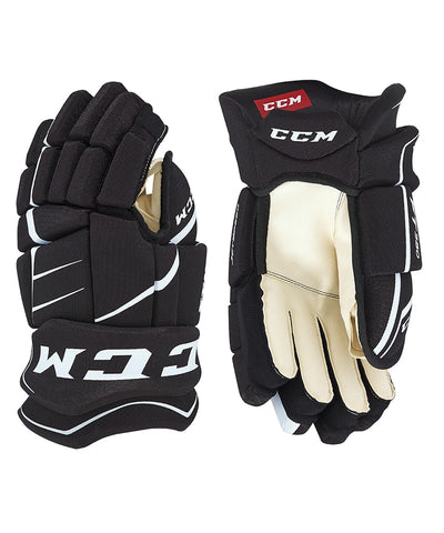 CCM JETSPEED FT350 SR HOCKEY GLOVES