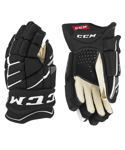 CCM JETSPEED FT370 SR HOCKEY GLOVES
