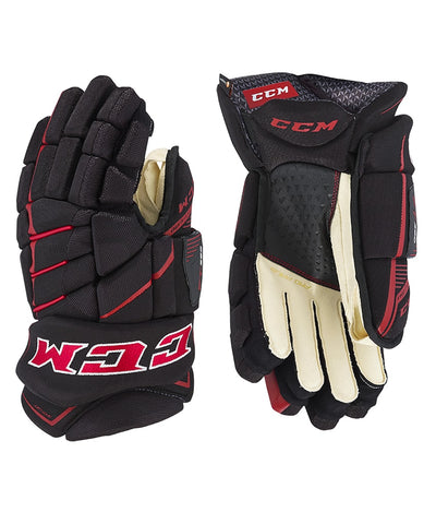 CCM JETSPEED FT390 JR HOCKEY GLOVES