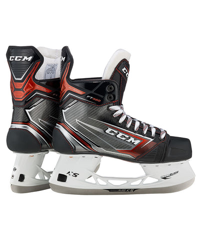 CCM JETSPEED FT460 JR HOCKEY SKATES