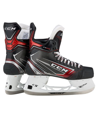 CCM JETSPEED FT470 JR HOCKEY SKATES