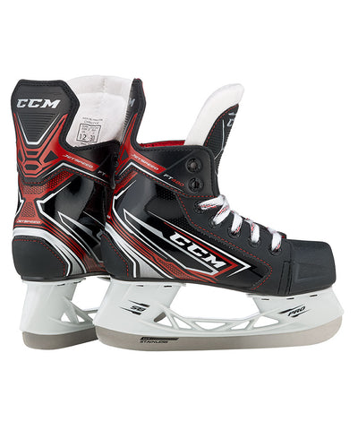 CCM JETSPEED FT480 YTH HOCKEY SKATES