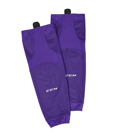 CCM SX6000 SR EDGE SOCKS - PURPLE