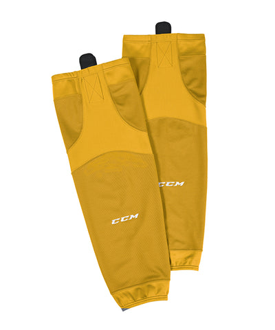 CCM SX6000 INT EDGE SOCKS - YELLOW